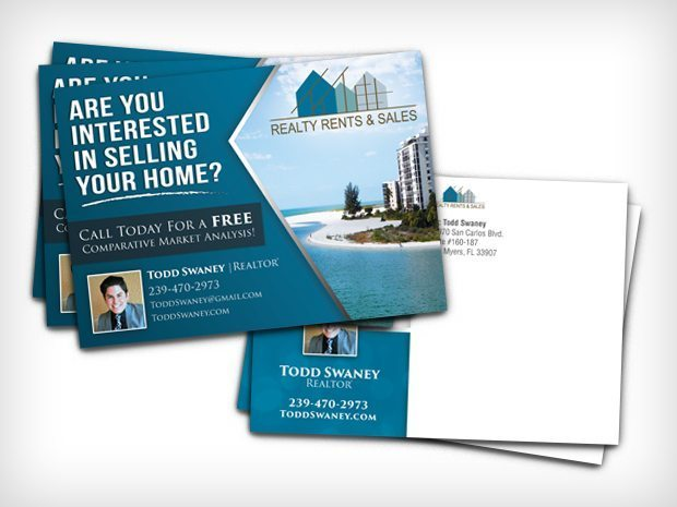 Realty Rents & Sales – Mailer