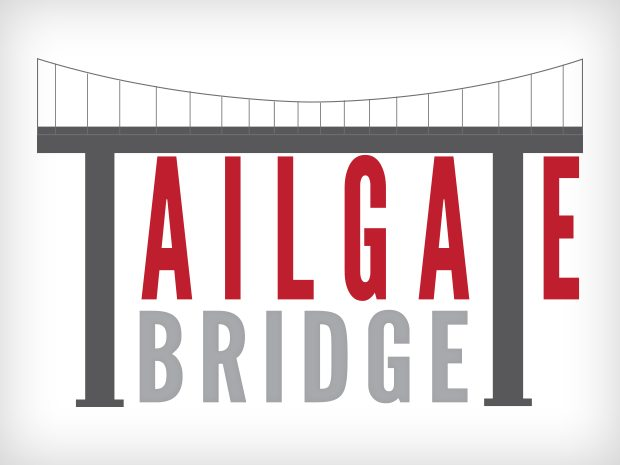 Tailgate Bridge Logo Design By This Creative 2394371010