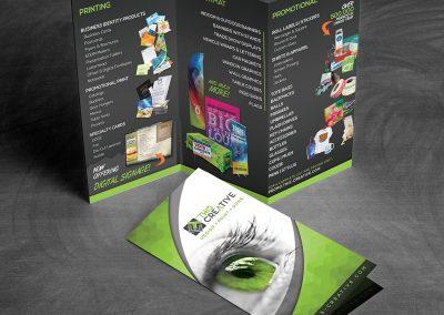 This Creative Brochure Printing