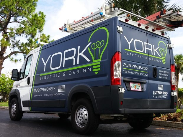 York Electric & Design – Vehicle Wraps