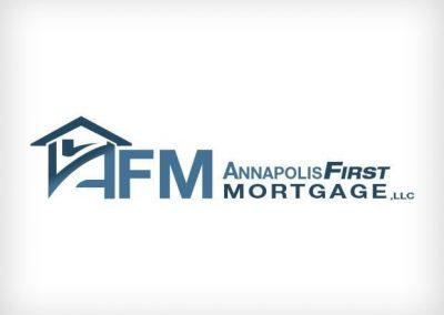 Annapolis First Mortgage Logo Design This Creative