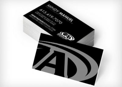 This Creative Advocare Business Cards