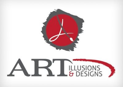 Art Illusions and Designs Logo Design This Creative