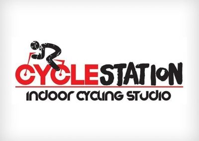 Cycle Station Logo Design This Creative