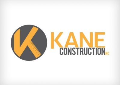 Kane Construction Logo Design This Creative