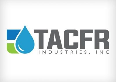 TACFR Industries Logo Design This Creative