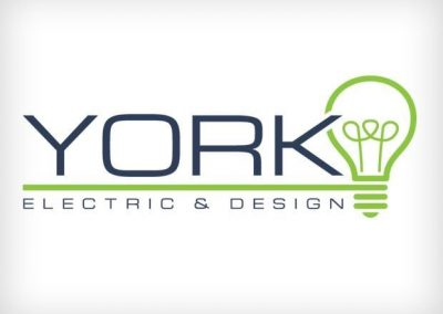 York Electric Logo Design This Creative