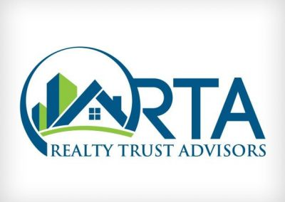 Realty Trust Advisors Logo Design This Creative